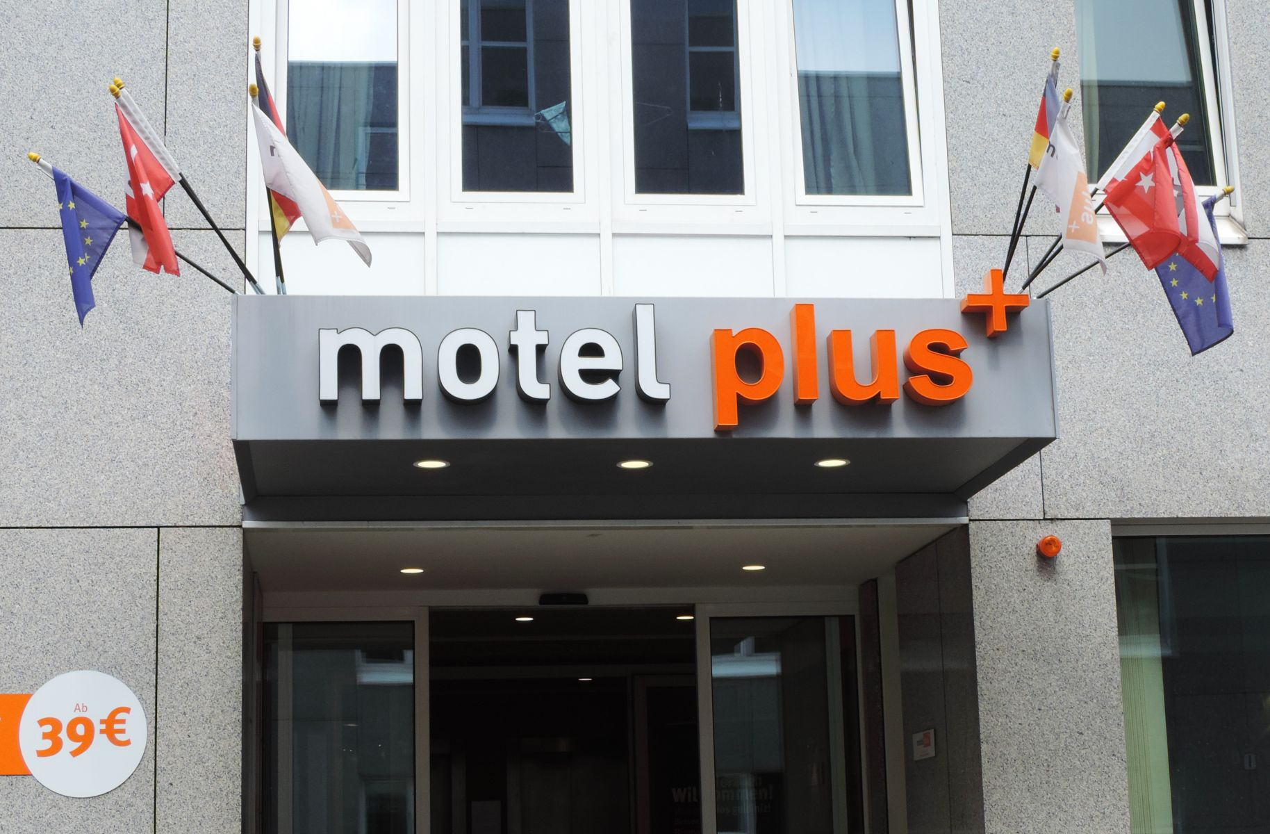 Motel Plus Berlin - Motel Berlin Neukölln
